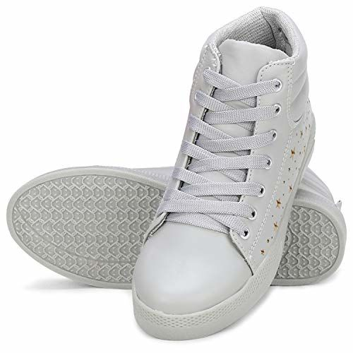 Denill Latest Collection Comfortable Ankle Length Sneakers Shoes