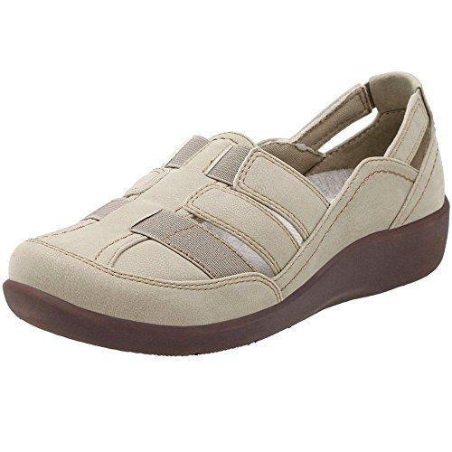 Clarks Women's Sillian Stork Sneakers