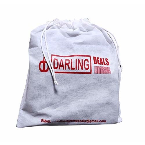 DD DARLING DEALS Black Rubber Fashion Slippers