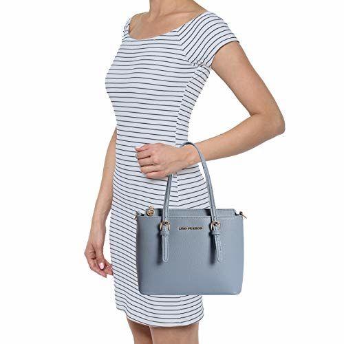 Lino Perros Women's Shoulder bag (Blue)