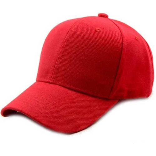 Evanden Solid Red, style code, baseball Cap