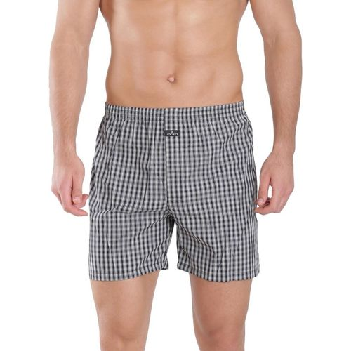 Jockey Relax Checkered Men Boxer(Pack of 1)