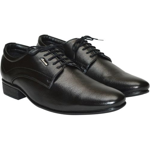 Bata Corporate Lace-Up Derby For Men(Black)
