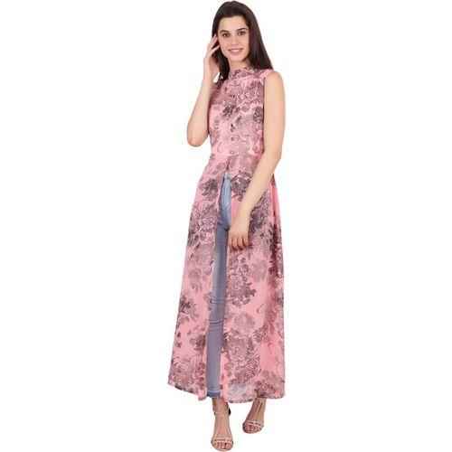 My Swag Women Maxi Pink Dress