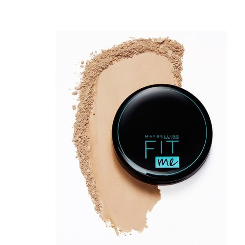 Maybelline New York Fit me Compact(Natural Ivory, 112, 8 g)