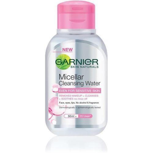 Garnier Skin Active Micellar Cleansing Water 50ml (TRAVEL SIZE) Makeup Remover(50 ml)