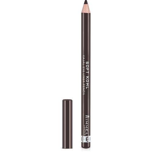 Rimmel London Soft Kohl Eye Liner Pencil -011-SABLE BROWN(011-SABLE BROWN, 1.2 g)