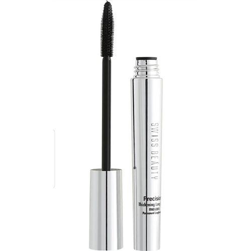 Swiss Beauty Bold Precision Thickening Long Lash Waterproof Mascara (Black) 10 ml(BLACK)