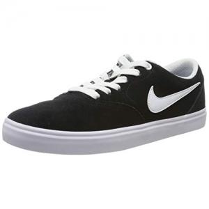 Nike black Sb Check Solar Sneakers