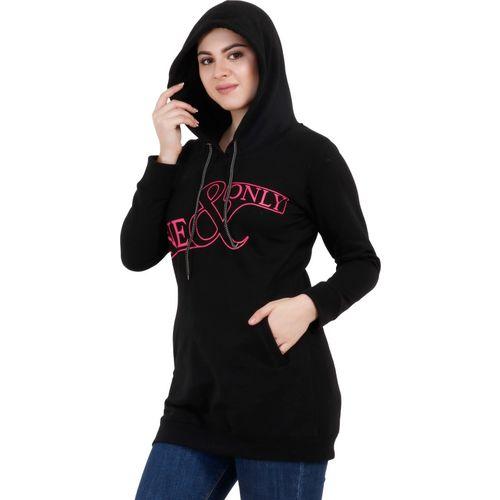 Sassy Baegum Full Sleeve Printed Women Sweatshirt