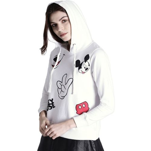 Kook N Keech Full Sleeve Printed Women Sweatshirt