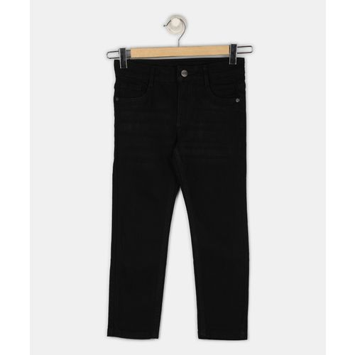 Provogue Slim Boys Black Jeans