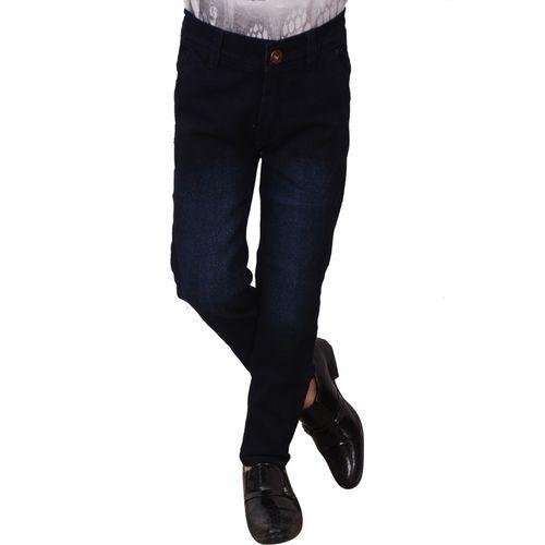 Guchu Slim Boys Black Jeans
