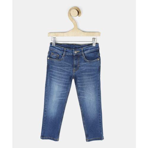 Provogue Slim Boys Blue Jeans