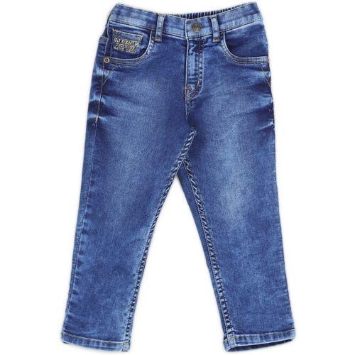 Gini & Jony Slim Boy's Blue Jeans