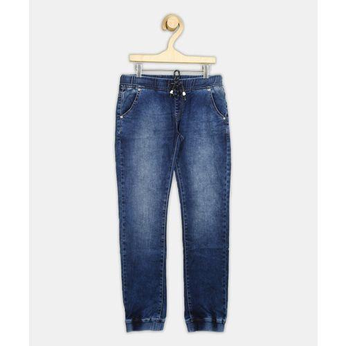 Pepe Jeans Jogger Fit Boys Blue Jeans