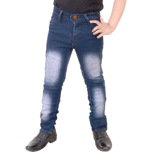Guchu Slim Boys Blue Jeans
