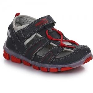 Lucy & Luke By Liberty Boys Slip-on Sports Sandals(Grey)