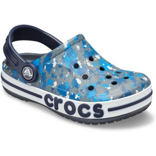 Crocs Boys & Girls Slip-on Clogs(Grey)