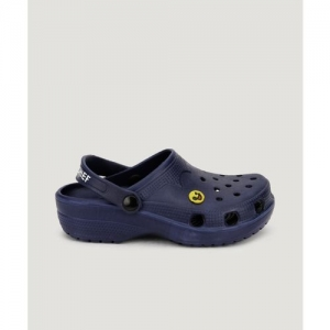 Miss & Chief Boys & Girls Slip-on Clogs(Dark Blue)