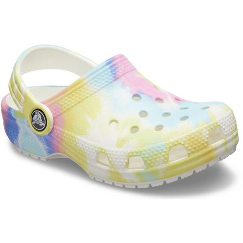 Crocs Boys & Girls Slip-on Clogs(White)