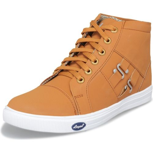 Essence Boys Lace Sneakers(Tan)