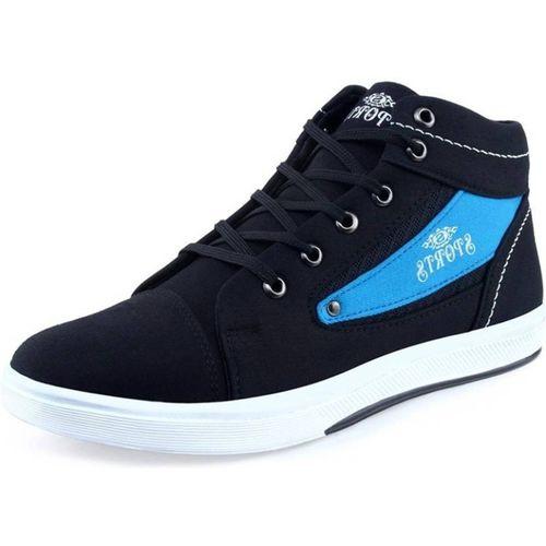 U2 Boys Lace Sneakers(Blue)
