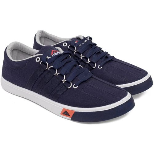 Asian Boys Lace Sneakers(Blue)