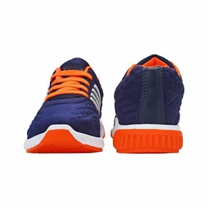Bersache Men's Blue and Elegant Casual Wear Synthetic Running Shoes