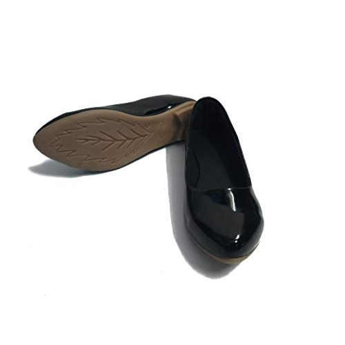 Liproo Designer Black Comfortable Bellies