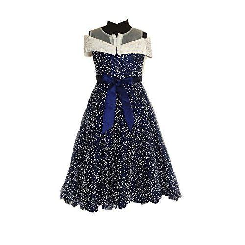 My Lil Princess Girls' A-Line Maxi Dress