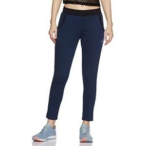 Proline blue cottonpolyester slim fit Track Pants