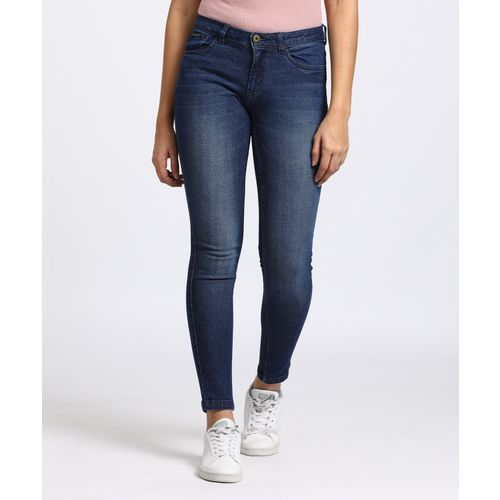 Provogue Super Skinny Women Blue Jeans