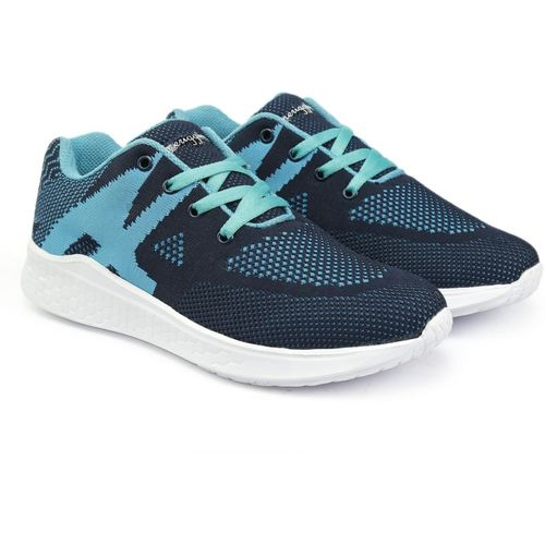 Meriggiare Women Breathable Sneakers Lightweight Gym Jogging Walking Running Sports Shoes Training & Gym Shoes For Women(Blue)