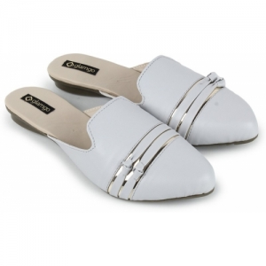Glamgo Women Grey Casual Flats