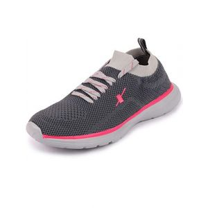 Sparx Sports Running Shoes Running Shoes For Women(Grey)