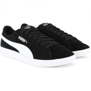 Puma Vikky v2 Sneakers For Women(Black)