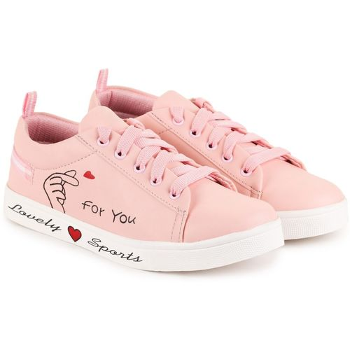 TRASE Atlantis Sneakers For Women(Pink)