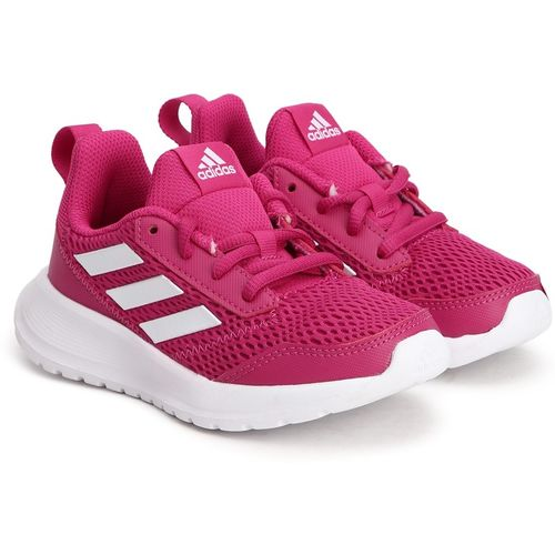 ADIDAS Girls Lace Running Shoes(Pink)