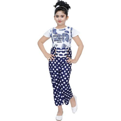 nukids Girls Midi/Knee Length Party Dress(Multicolor, Cap Sleeve)