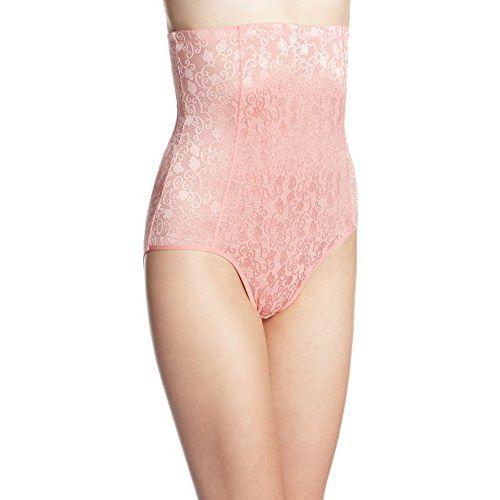 Enamor Women's Lace Hi-Waist Slimmer