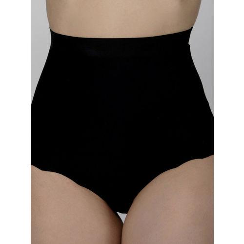 Laceandme Women Black Solid Shapewear 4770