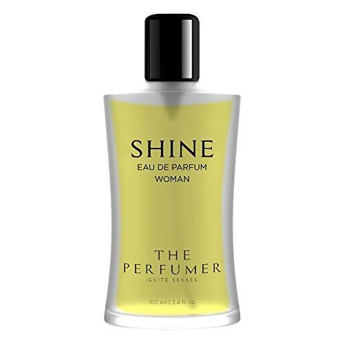 The Perfumer Shine Perfume for Women Fresh and Fruity, 100 ml