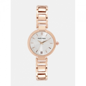 Marie Claire Women Silver-Toned Analogue Watch MC 16B-A