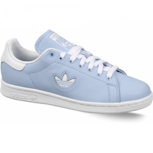 ADIDAS ORIGINALS Blue synthetic leather Sneakers