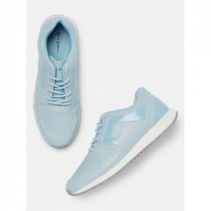 Mast & Harbour Blue tpr solid Sneakers