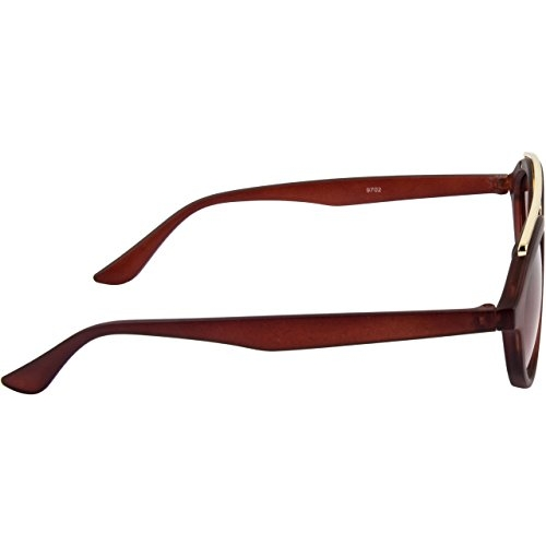 NuVew UV Protected Oval Unisex Sunglasses