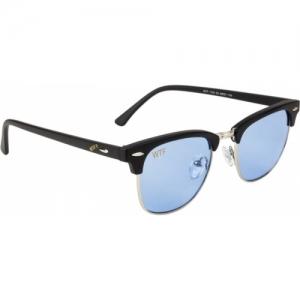 WTF Blue Clubmaster Sunglasses