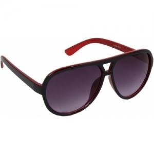 MudShi Black Shield Sunglasses