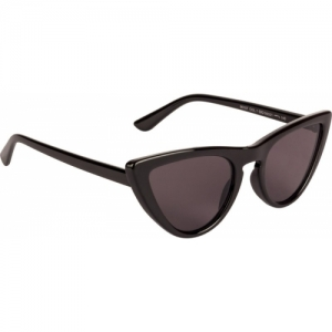 Farenheit Grey Cat-eye Sunglasses